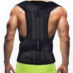 Posture Corrector Support Magnetic Back Shoulder Brace Belt