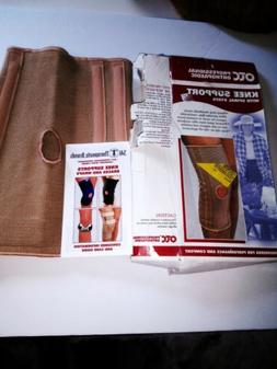 Professional Orthopedic KNEE SUPPORT BRACE With Spiral Stays