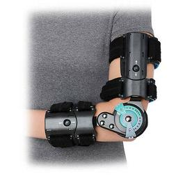 Advanced Orthopaedics Professional ROM Hinged Elbow Brace Ne
