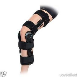 Advanced Orthopaedics Range of Motion ROM Hinged Knee Brace