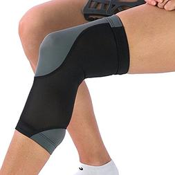 DonJoy Reaction Compression Support: Knee Brace Undersleeve,