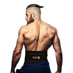 Copper Compression Recovery Back Brace - #1 GUARANTEED Highe