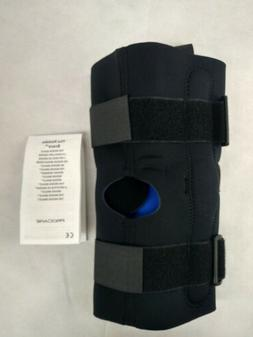 Procare Reddie Hinged Knee Brace Support  Size - Large #79-8