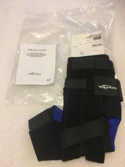 DonJoy RocketSoc Ankle Support Brace Right Foot Neoprene Bla
