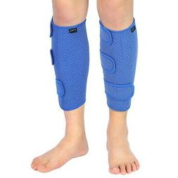 Shin Splint, 2 Pack Adjustable Calf Compression Brace Shin S