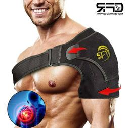 Shoulder Support Brace Neoprene Arm Belt Compression Rotator