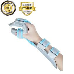 Soft Resting Hand Splint Night Wrist Splint Support Immobili