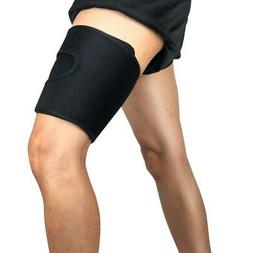 Sports Thigh Support Sleeve Compression Brace Running Joggin