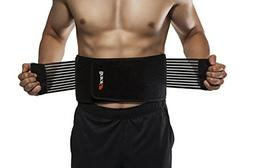 stabilizing lumbar lower back brace