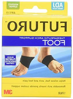 Futuro Therapeutic Foot Arch Support, 1 Pair