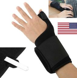 Thumb Stabilizer Wrist Brace Support Sprain Carpal Tunnel Ar
