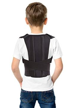 TOROS-GROUP Posture Corrector Back Support Brace for Kids, T