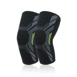 VS2# Outdoor Sport Knitting Compression Elbow Brace Support