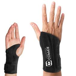Copper Compression Wrist Brace - Guaranteed Highest Copper C