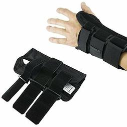 Wrist Brace Pair, Two , Small/Medium, Carpal Tunnel, Right a