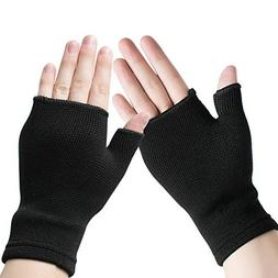 zinnor Wrist Brace Protect Hand Support Gloves Elastic Sleev
