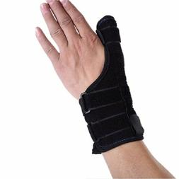 Wrist Support Brace With Thumb Hand Support One Size Breatha