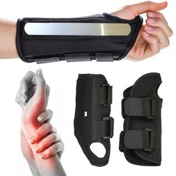 Wrist Support Splint Brace Carpal Tunnel Arthritis Sprain St