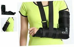 Zinnor Arm Sling,Arm Sling Elbow Shoulder Padded Support Bra